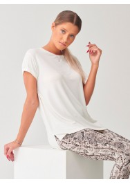 Nail It Tee Bright White
