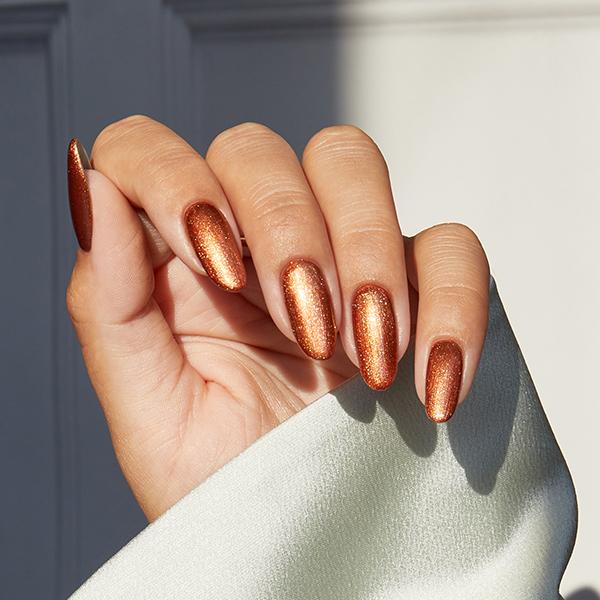copper glow